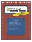 Addition Fact Fluency Unit: Math Minute Quizzes, Flash Cards, Parent Updates...