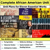 Complete African American Literature Unit Collection