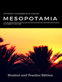 Complete Ancient Mesopotamia Unit Workbook and Notebook