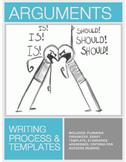 Argument Writing (CER); COMPLETE: Standards, Rubric, Graphic Organizer