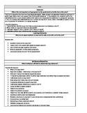 Complete Argument Writing Unit Plan