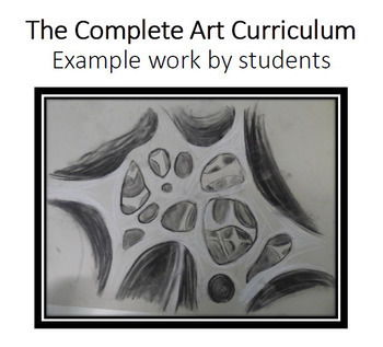 ART. Complete Art Curriculum for Middle School