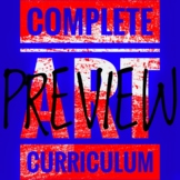Complete Art Curriculum for Middle School. Free Preview