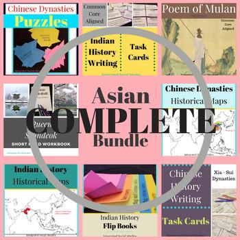 Complete Asian Bundle