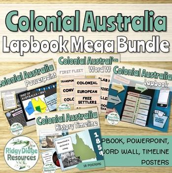 Complete Australian Curriculum Year 5 History Units Bundle Option 2