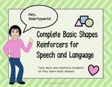 Complete Basic Shapes Reinforcers
