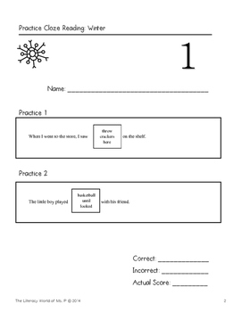 Complete Bundle of Packs 1 & 2 DAZE Reading Practice Passages for Intermediate