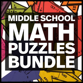 Complete Bundle of Triangle Matching Puzzles