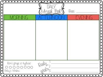 Get Organized! Complete Calendar/Planner Set