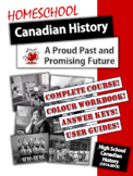 Homeschool Canadian History Course Workbook and Digital Resources - 1914 to 2016