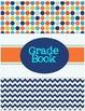 Complete Classroom Decor/ Organization Set Chevron Polkadots Cute!
