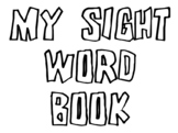 Complete Classroom Sight Words Program includes AUSLAN