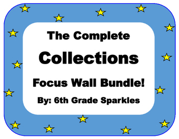 Complete Collections Focus Wall