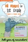 Complete Curriculum Bundle 1st Grade