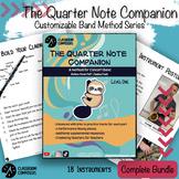 Complete Quarter Note Companion Level 1 - Band Method - Di