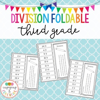 Complete Division Facts!