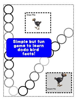 A Complete Dodo Bird Unit with Interactive Notebook