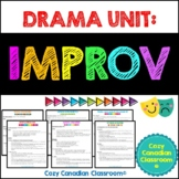 Complete Drama Improv Unit