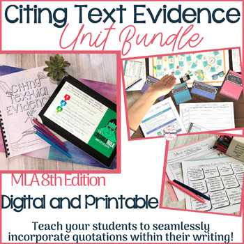 ELA Summer School Curriculum Bundle-High School! CCSS Aligned, Digital/Printable