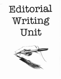 Complete Editorial Writing Unit!