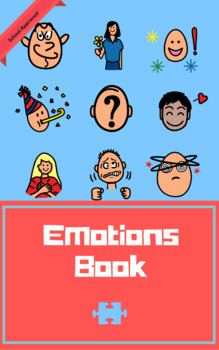 Emotions Booklet