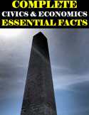 Complete Essential Facts for VA SOL Civics & Economics