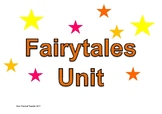 Complete Fairytales Unit of Work: Stage 2 Year 3 & 4 (Alig