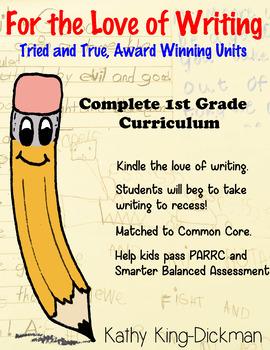 Entire Year Curriculum First Grade