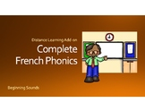 Complete French Phonics Distance Learning Adaptation - #1