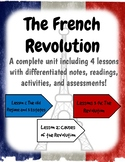 Complete French Revolution Unit for Middle School