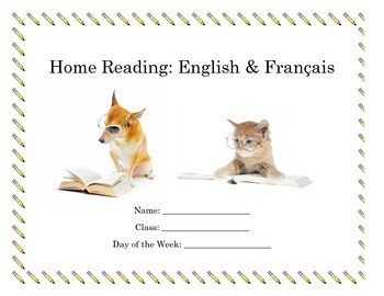 Complete French and English Home Reading Program