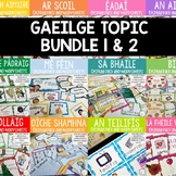 Complete Gaeilge Topic Bundle: 13 Themes