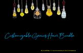 Complete Genius Hour Bundle