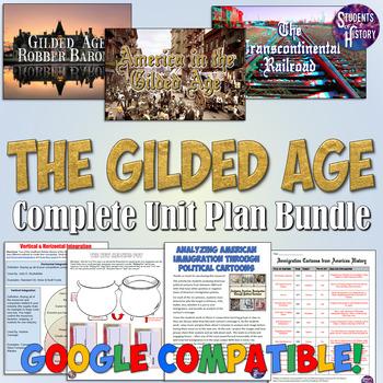 Gilded Age Unit Plan Set