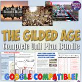 Gilded Age, Progressive Era, and Imperialism Unit Bundle