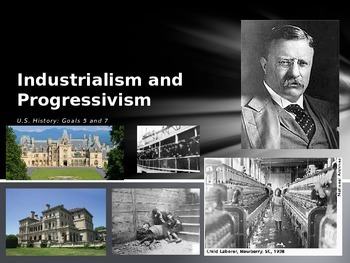 Complete Gilded Age and Progressive Reforms