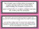 Complete Grade 3 Math TEKS Set Printable Posters