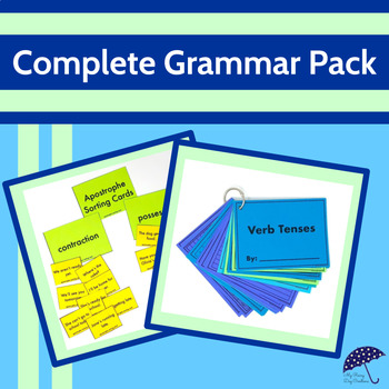 Complete Grammar Pack