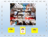 Complete Guide How to Use Scissors Early Childhood English and Spanish