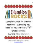 Complete Guide for the Best Year Ever for Your 2nd-8th Gra