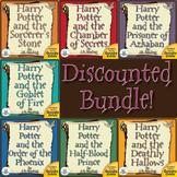 Harry Potter Novel Study Bundle CD