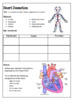 Complete Heart Dissection Lesson - Editable Option Included