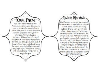 Complete Hero UbD Unit ~ 4th Grade Literary & Real Heroes ~ ELA, Social Studies