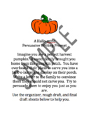 Complete Holiday Persuasive Writing Pack
