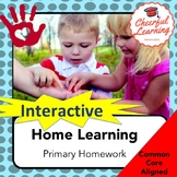 Complete Home Learning Connection Packet