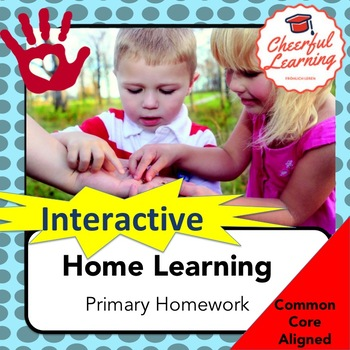 Parent Involvement an interactive approach home learning