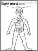 Complete Human Body Unit - Science Lessons, Literacy Centers, Writing, and More!