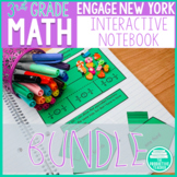 3rd Grade Math Engage New York Aligned Interactive Notebook: Year Bundle
