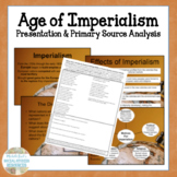 Complete Intro to Imperialism & Imperialist Motives Ppt w/Primary Sources