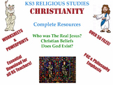 Complete KS3/Middle-School Christianity Resources (3 Units) God, Jesus ...